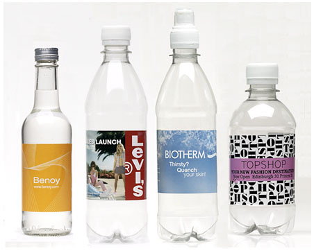 Branded Bottle Water