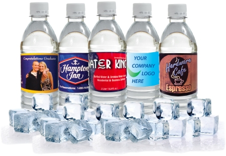 promoting your business with bottled water aq bottled water