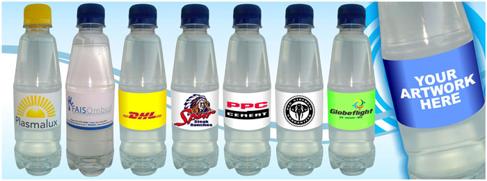 Boost Your Business With Your Own Label Promotional Bottled Water