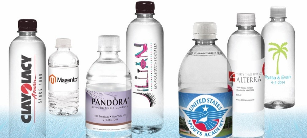 Labeled Bottled Water: A Competitive Marketing Tool