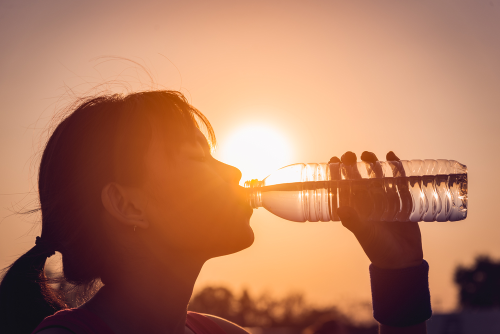 5 Signs You Aren't Drinking Enough Water