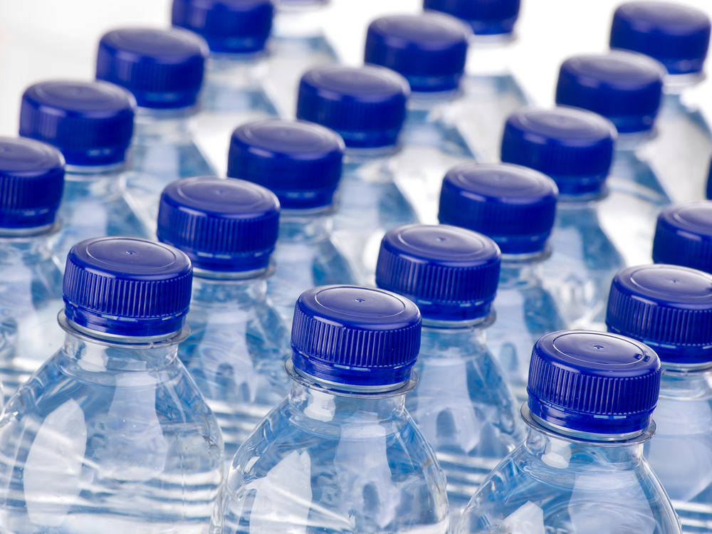 Bottled Water Sales Trump Soft Drink Sales in Q4-16